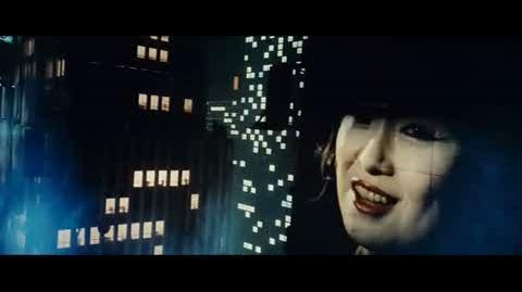 Blade Runner - Flying in the LA sky