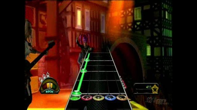 Band Hero PlayStation 2 Gameplay - Duff for President