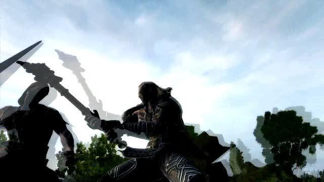 Age of Conan Hyborian Adventures PC Games Trailer - December Trailer (HD)