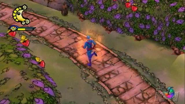 Captain Rainbow Nintendo Wii Video - Full transform sequence