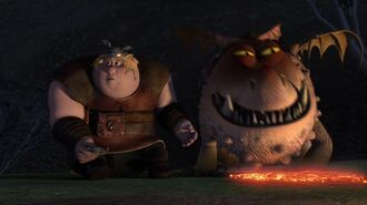 Dreamworks Dragons Race to the Edge - Campfire
