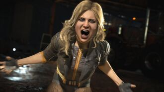 Injustice 2 Black Canary Gameplay Reveal Trailer - IGN First
