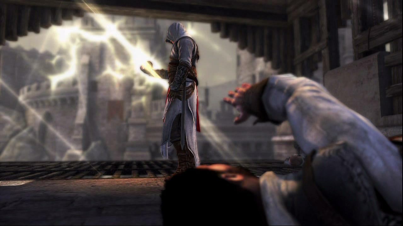 Assassin's Creed Revelations – Altair and the Apple
