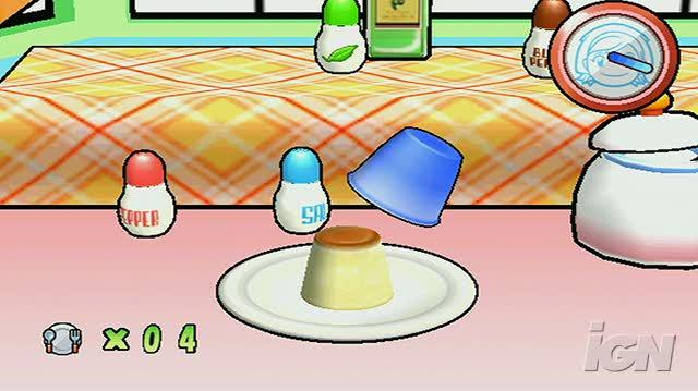 Cooking Mama Cook Off Nintendo Wii Video - Custard 2 of 2