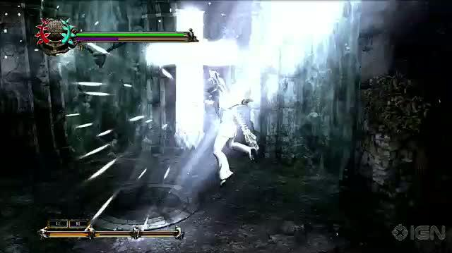Dante's Inferno (Divine Edition) PlayStation 3 Gameplay - Coming Soon in the Inferno