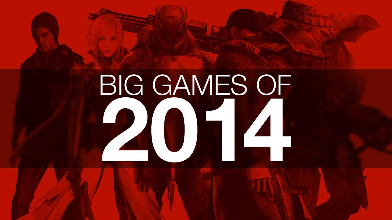 42 Big Games of 2014