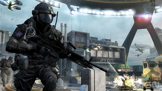 Call of Duty Black Ops II Multiplayer Overview