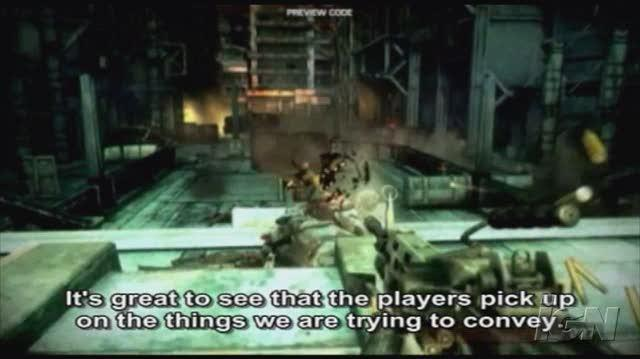 Killzone 2 PlayStation 3 Video - The Making of Killzone 2 Part 1