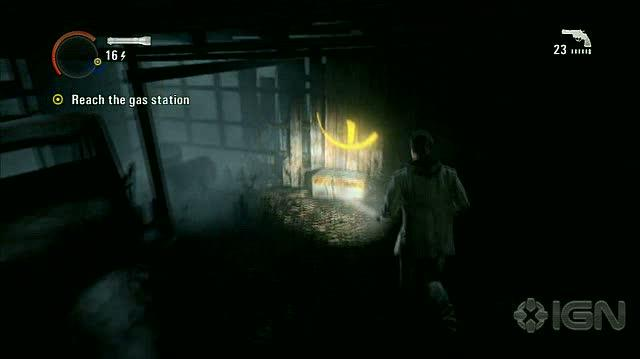 Alan Wake X360 - Walkthrough - Alan Wake - Nightmare Difficulty - Episode 1 - Lincoln Logs