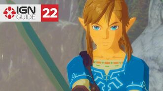 Zelda Breath of the Wild Walkthrough - Getting to Goron City (Part 22)