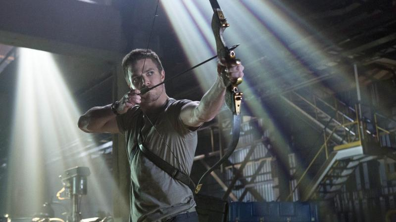 Arrow - Is Arrow a Worthy Comic Book Adaptation? - Comic-Con 2012