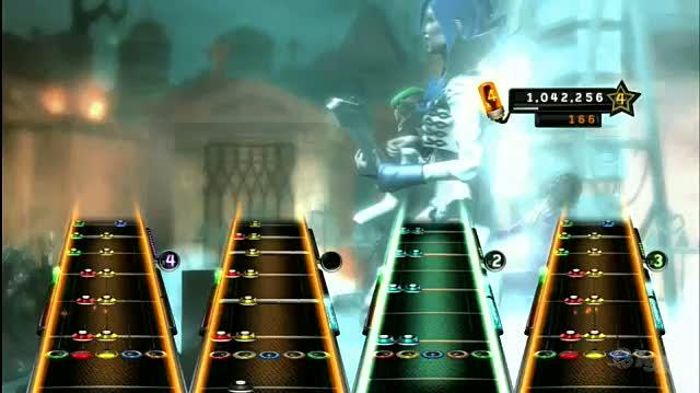 Guitar Hero 5 Video - E3 2009 Guitar Hero 5 Q&A Part 2