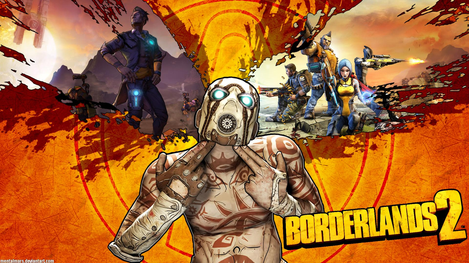Image result for borderlands 2