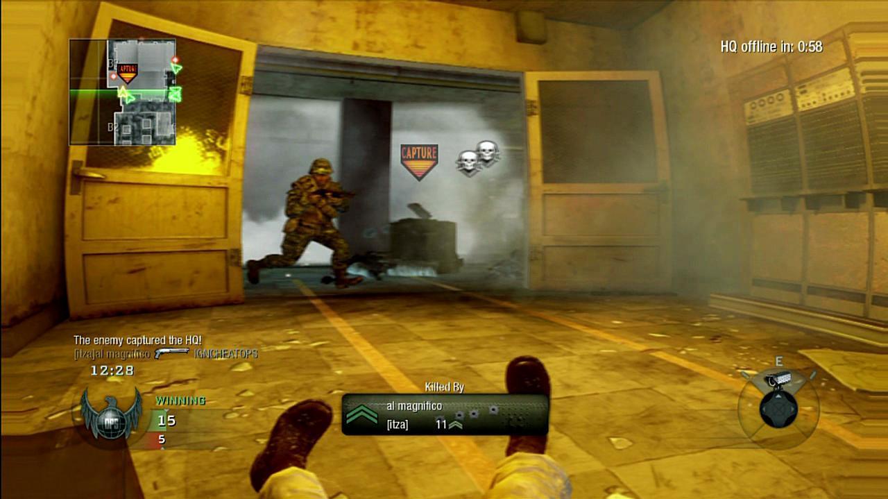 Call of Duty Black Ops Smokey Multiplayer Gameplay