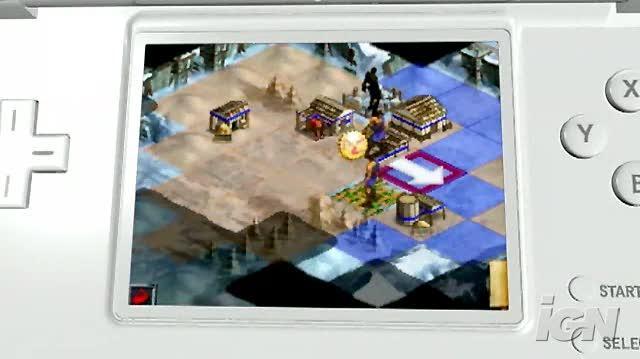 Age of Empires Mythologies Nintendo DS Trailer - Mythologies Trailer