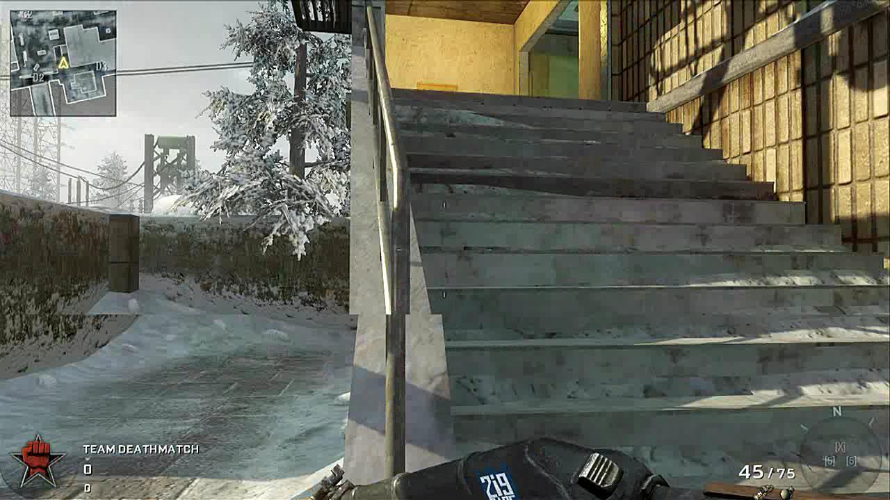 Call of Duty Black Ops Map Walkthrough – Grid