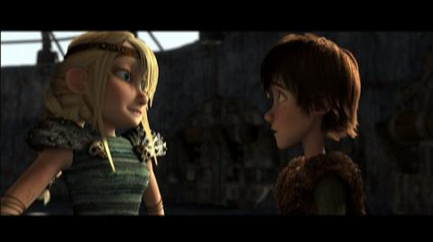 How To Train Your Dragon (2010) - TV spot trailer The word