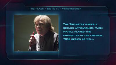"The Flash S01E17 ""Tricksters"" - Fan Brain"