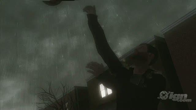 Heavy Rain PlayStation 3 Gameplay - In The Rain