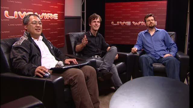 Crysis Warhead PC Games Video - E3 2008 Live Wire Demo
