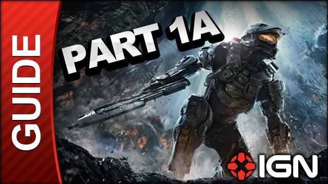 Halo 4 - Legendary Walkthrough - Dawn - Part 1A