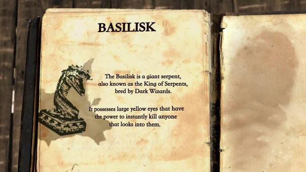 Harry Potter - Fantastic Beasts Beastiary