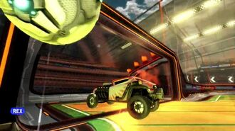 Rocket League Splitscreen Multiplayer Gameplay Trailer