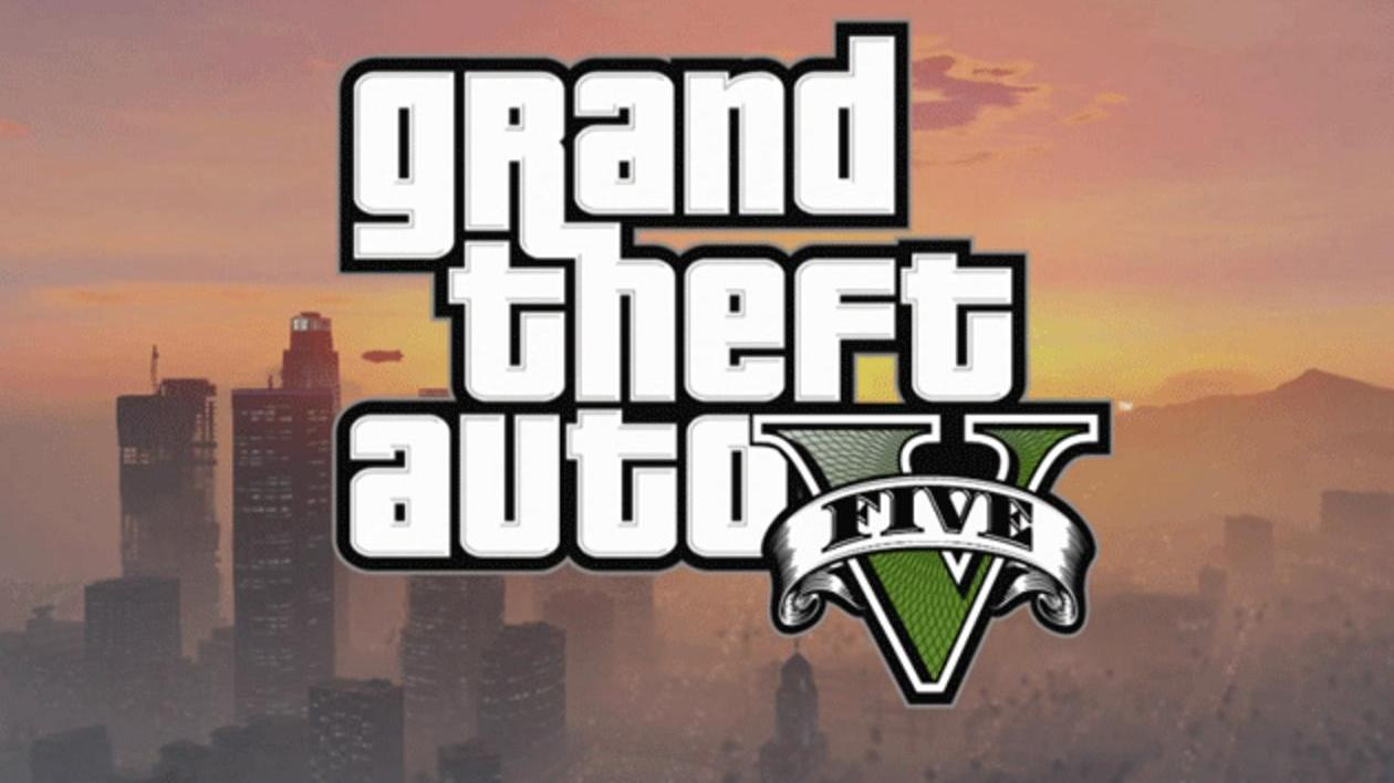 GTA V First Trailer