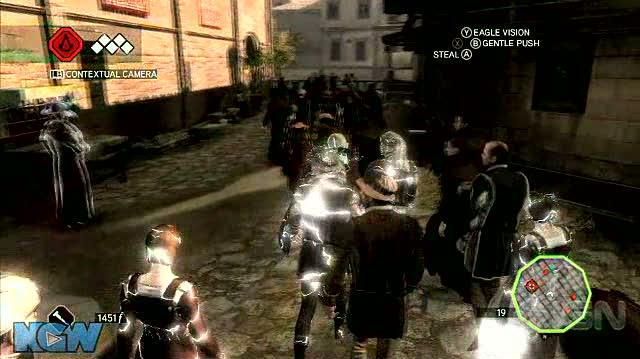 Assassin's Creed 2 X360 - Walkthrough - Assassin's Creed 2 MS 2 - Judge, Jury, Executioner