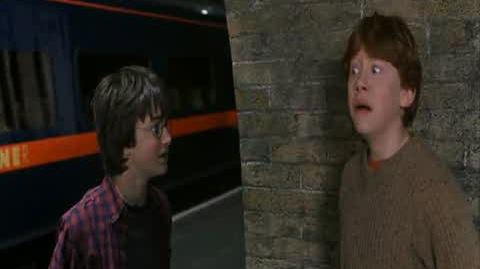 Harry Potter and the Chamber of Secrets - Missing the Hogwarts Express