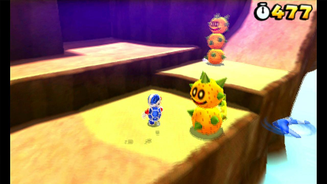 Super Mario 3D Land World 5-1