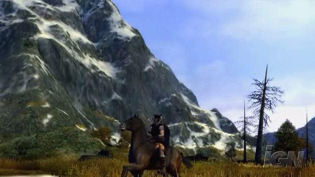 Age of Conan Hyborian Adventures PC Games Trailer - Eiglophian Mountains