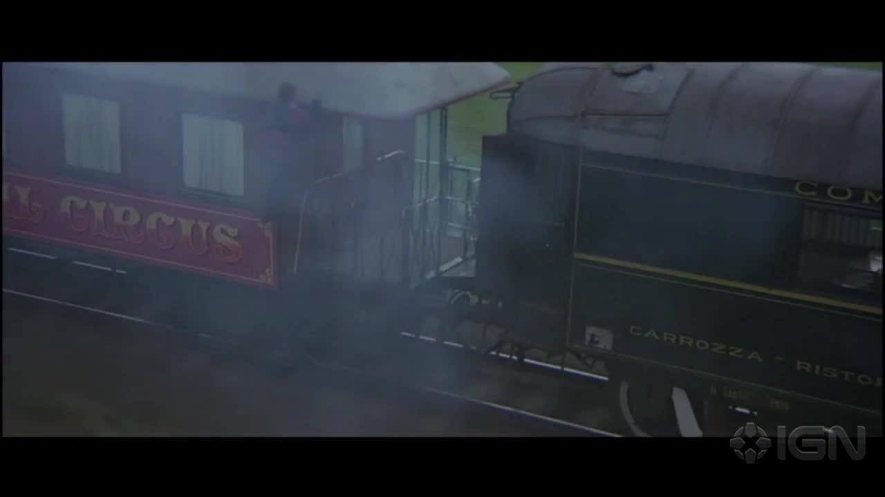 Bond 38 Train Chase (Octopussy)