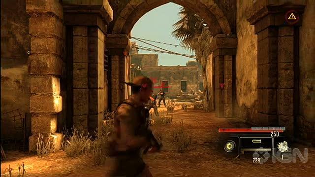 Alpha Protocol Xbox 360 Video - Dev