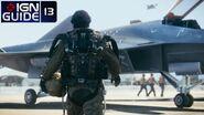 Call of Duty Advanced Warfare Walkthrough - Story Mission 13 Throttle