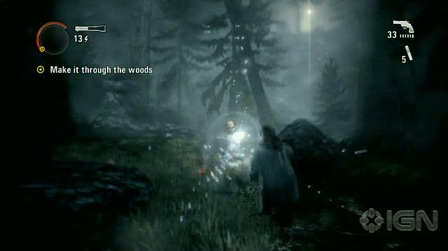 Alan Wake X360 - Walkthrough - Alan Wake - Nightmare Difficulty - Episode 2 - Airplane