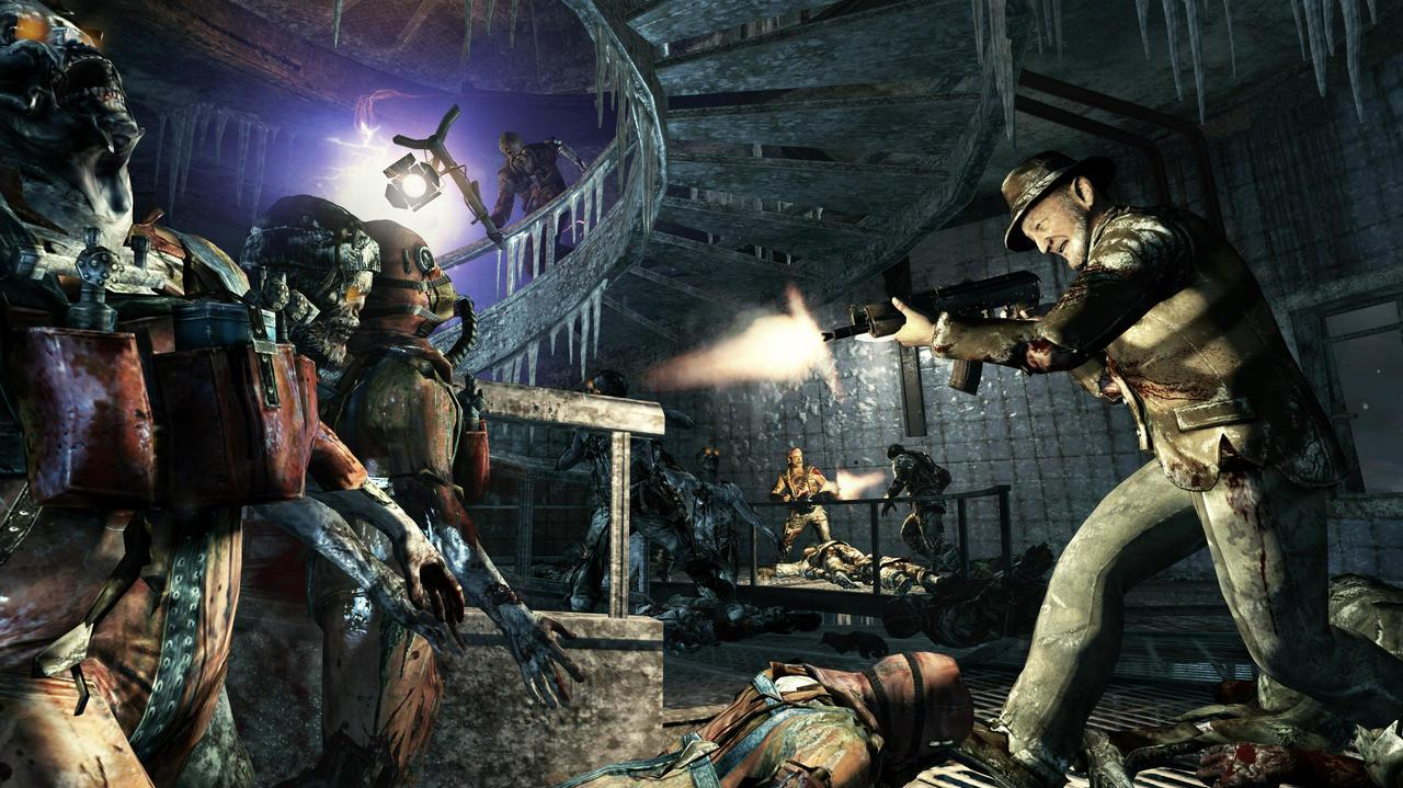 Call of Duty Black Ops Call of the Dead Trailer