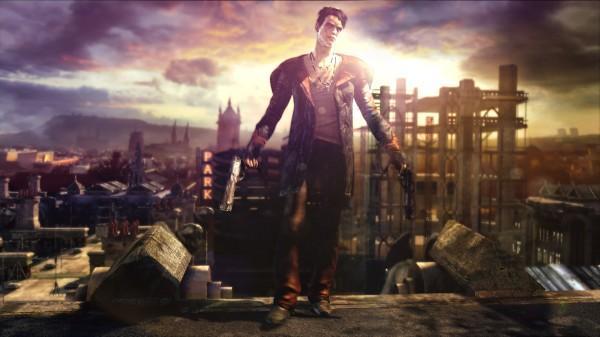Devil May Cry DMC - Gameplay