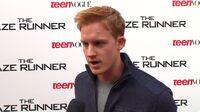 The Maze Runner - Chris Sheffield Interview