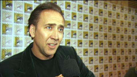 "Ghost Rider Spirit of Vengeance (2012) - Interview ""Nicolas Cage On Directors Mark Neveldine And Brian Taylor"""