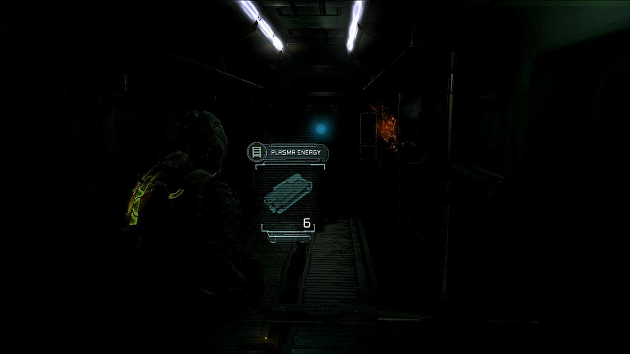 Dead Space 2 Train Ride Gameplay