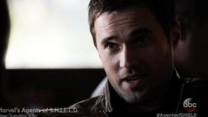 Marvel's Agents of SHIELD Ward is Back