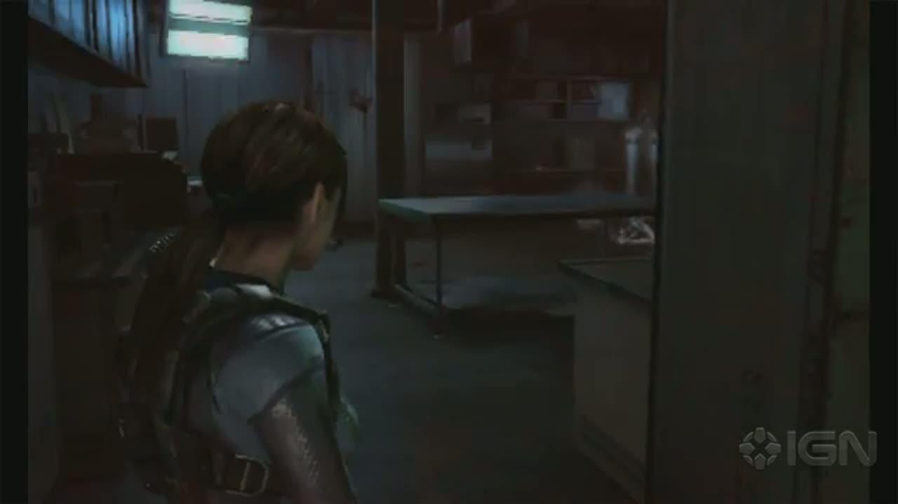 Resident Evil Revelations - The Survivor