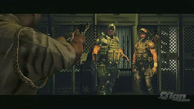 Army of Two The 40th Day Xbox 360 Trailer - Comic-Con Trailer