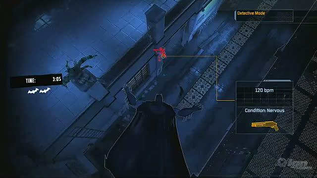 Batman Arkham Asylum PlayStation 3 Trailer - GDC 09 Trailer