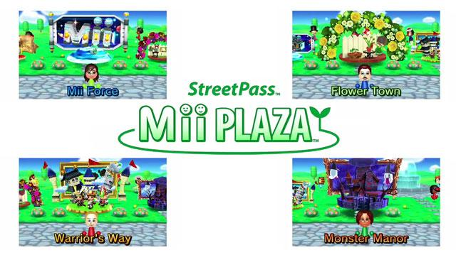 StreetPass Mil Plaza Trailer