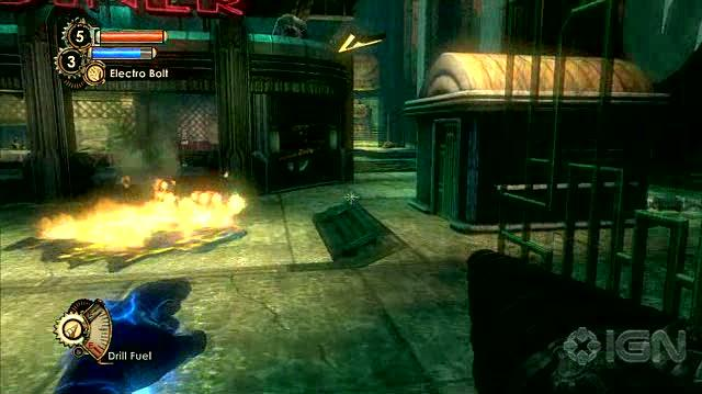 BioShock 2 Xbox 360 Guide-Walkthrough - Walkthrough - To the Sinclair Deluxe