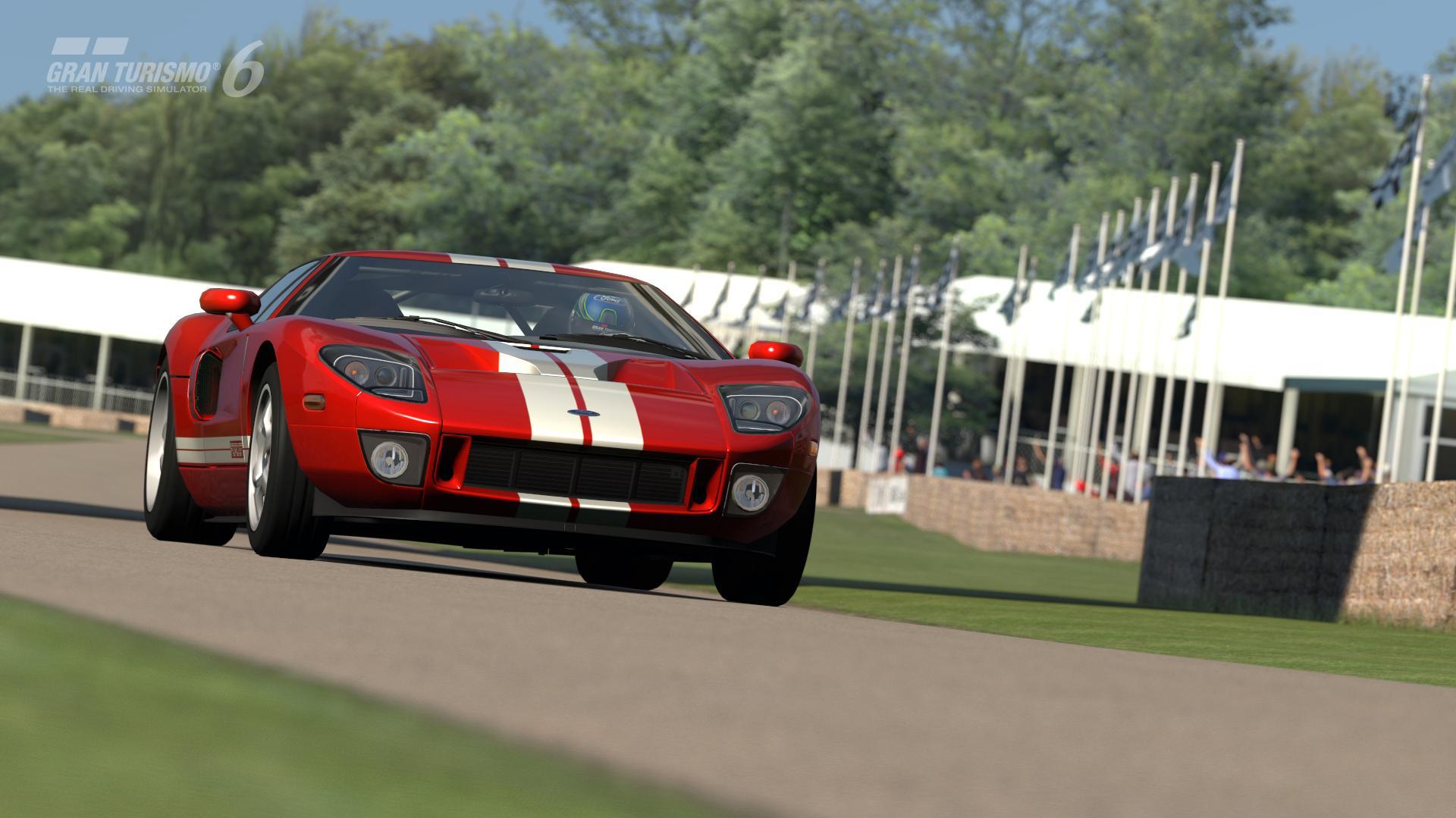 Gamescom Gran Turismo 6 Gameplay Trailer
