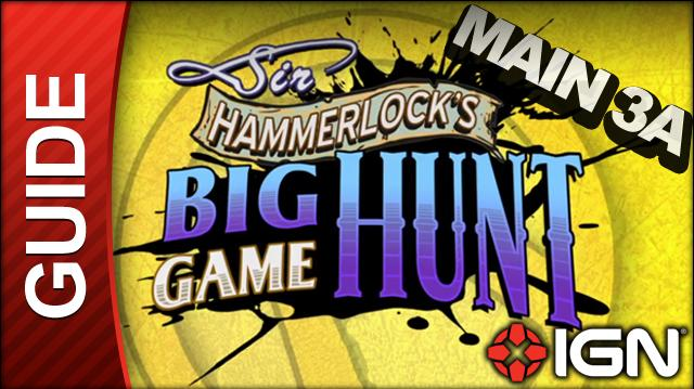 Borderlands 2 - Sir Hammerlock's Big Game Hunt Walkthrough - A-Hunting We Will Go - Part 3a