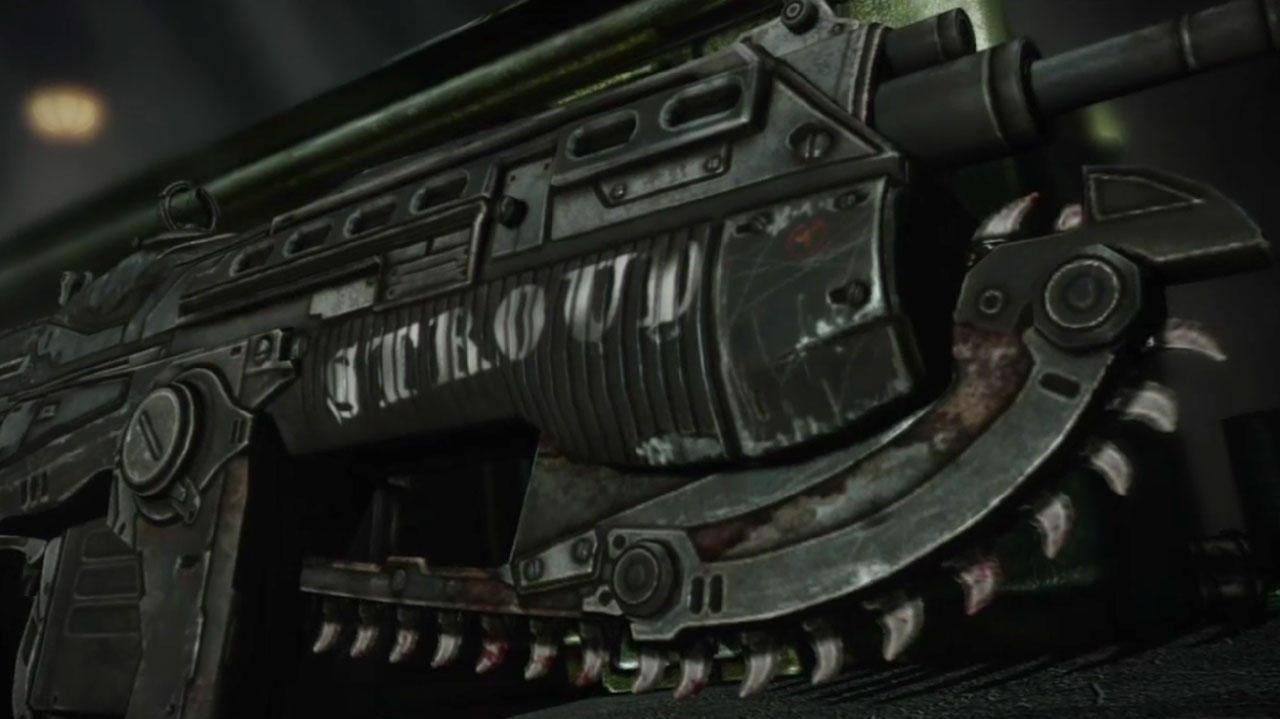 Gears of War 3 Breakdown The Weapons